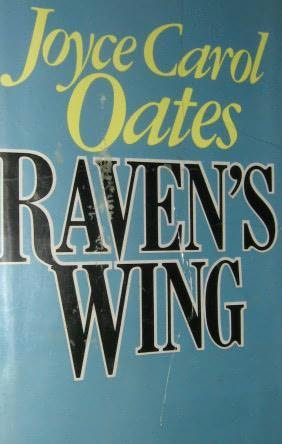 book cover of Raven\'s Wing