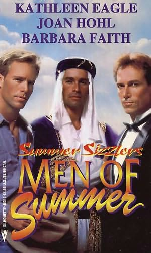book cover of Men of Summer