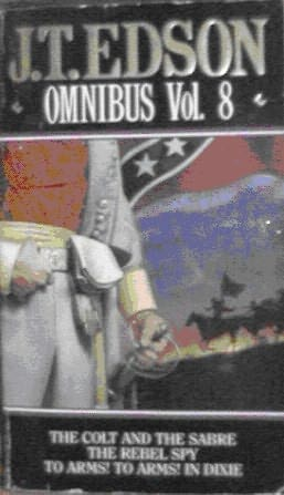 book cover of Omnibus Vol. 8