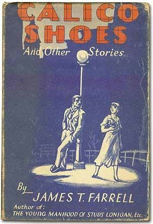book cover of Calico Shoes