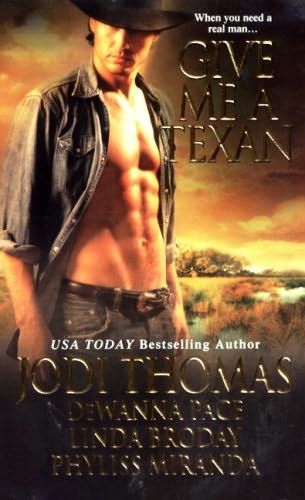 book cover of Give Me a Texan