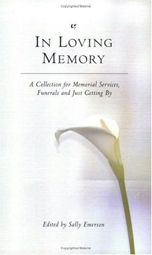 book cover of In Loving Memory