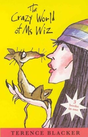 book cover of The Crazy World of Ms Wiz