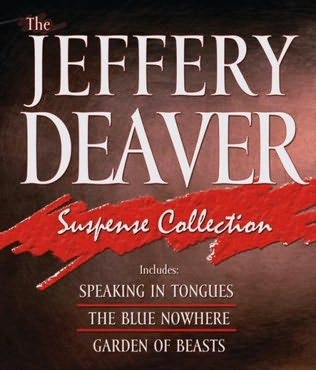 book cover of The Jeffery Deaver Suspense Collection