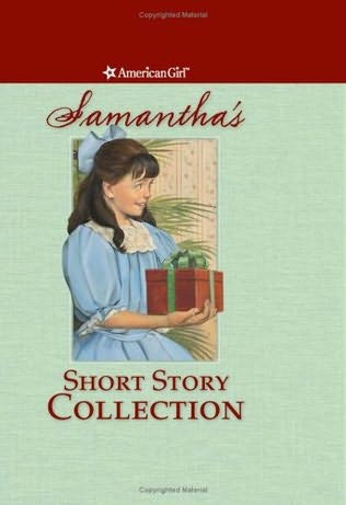 book cover of Samantha\'s Short Story Collection