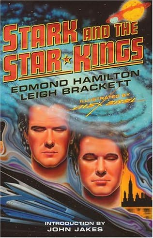 book cover of Stark and the Star Kings