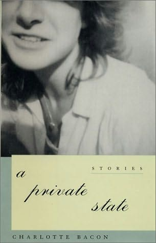 book cover of A Private State