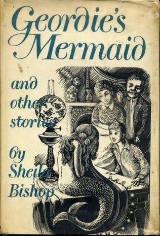 book cover of Geordie\'s Mermaid