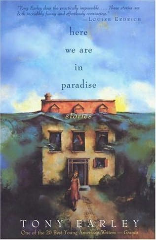 book cover of Here We Are in Paradise