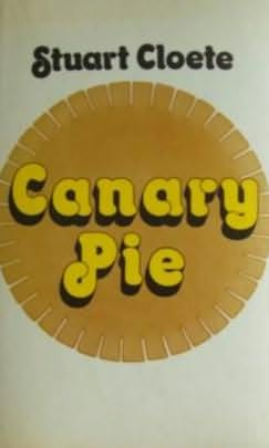 book cover of Canary Pie