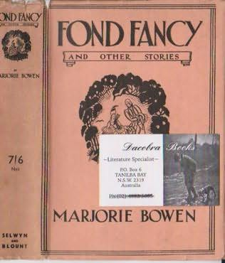book cover of Fond Fancy