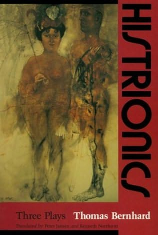 book cover of Histrionics