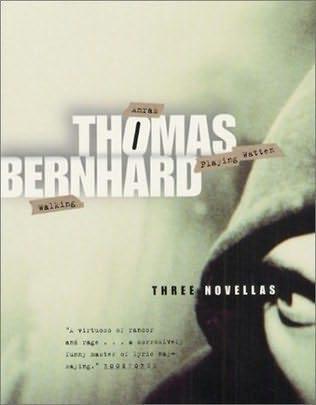 book cover of Three Novellas