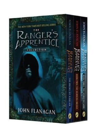 book cover of The Ranger\'s Apprentice Collection