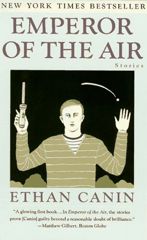 emperor air Canin's outstanding debut, winner of a houghton mifflin literary fellowship, gathers nine stories originally published in the atlantic, esquire and ploughshares, among others two were selected for th.