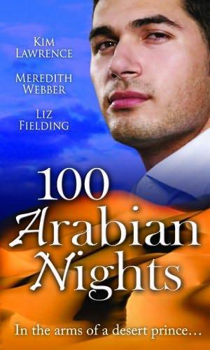 book cover of 100 Arabian Nights