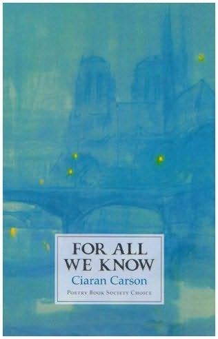 book cover of For All We Know