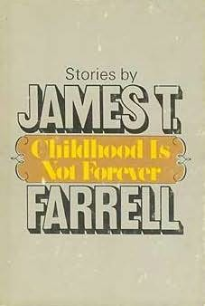 book cover of Childhood Is Not Forever