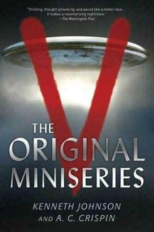 book cover of V: The Original Miniseries