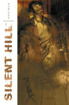 book cover of Silent Hill Omnibus