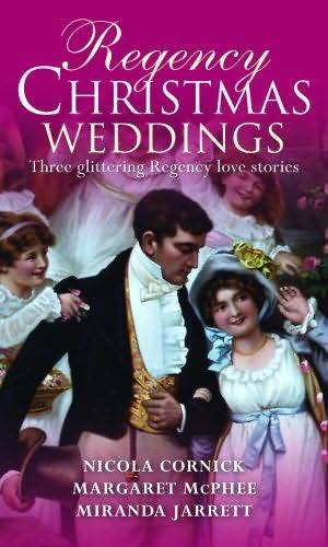 book cover of Regency Christmas Weddings