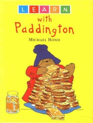 book cover of Learn with Paddington