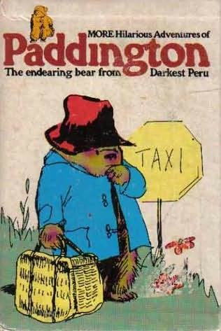 book cover of More Hilarious Adventures of Paddington