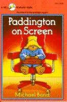 book cover of Paddington On Screen