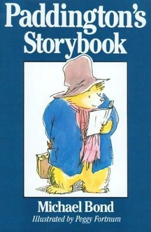 book cover of Paddington\'s Story Book