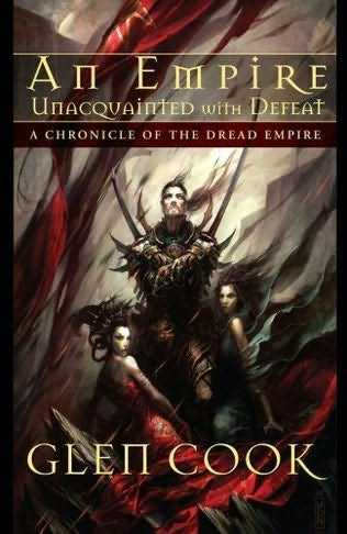 book cover of An Empire Unacquainted with Defeat