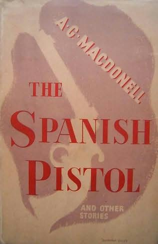 book cover of The Spanish Pistol