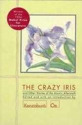 book cover of Crazy Iris
