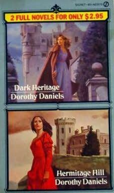 book cover of Dark Heritage / Hermitage Hill