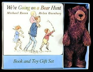 book cover of Bear Hunt Gift Set