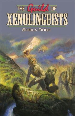 book cover of The Guild of Xenolinguists