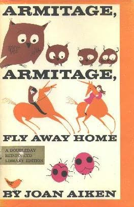 book cover of Armitage, Armitage Fly Away Home