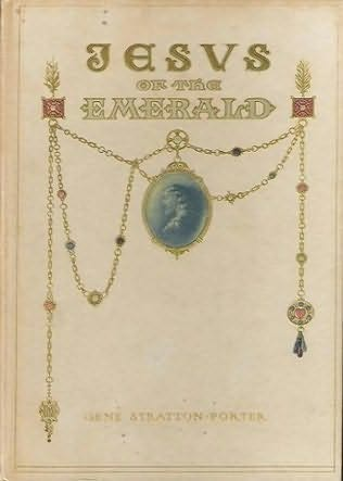 book cover of Jesus of the Emerald