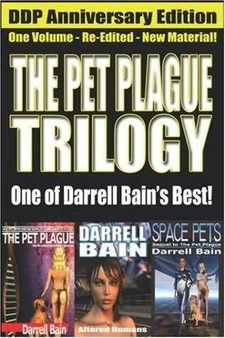 book cover of The Pet Plague Trilogy