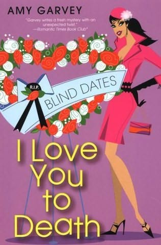 book cover of I Love You to Death