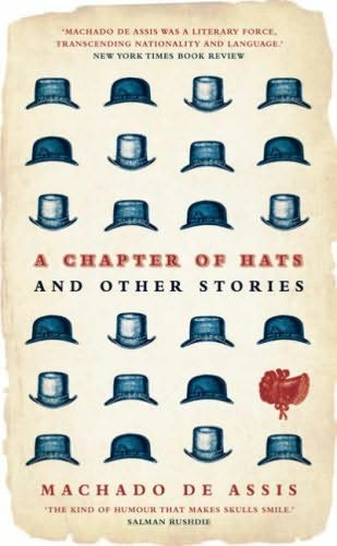 book cover of A Chapter of Hats