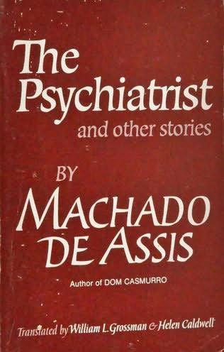 book cover of The Psychiatrist and Other Stories