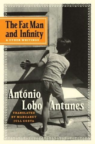 book cover of The Fat Man and Infinity