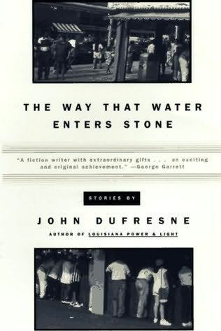 book cover of The Way That Water Enters Stone