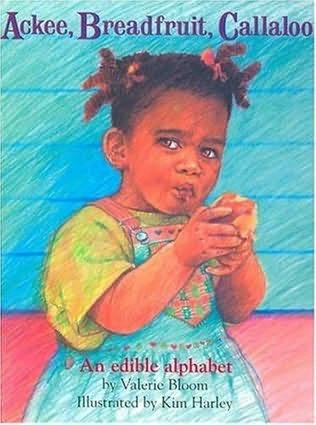 book cover of Ackee, Breadfruit, Callaloo