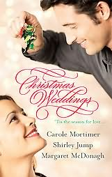 book cover of Their Christmas Vows / His Christmas Eve Proposal / Snowbound Bride