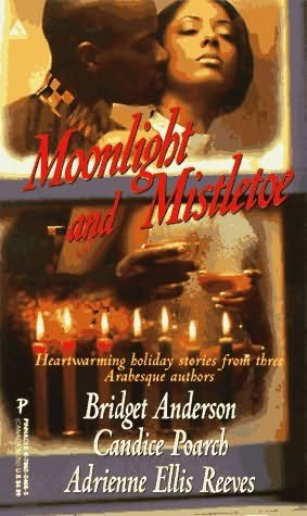 book cover of Moonlight and Mistletoe