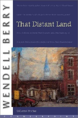 book cover of That Distant Land