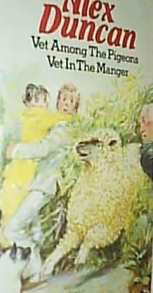 book cover of Vet Among The Pigeons / Vet in the Manger