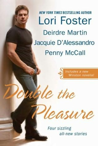 book cover of Double the Pleasure