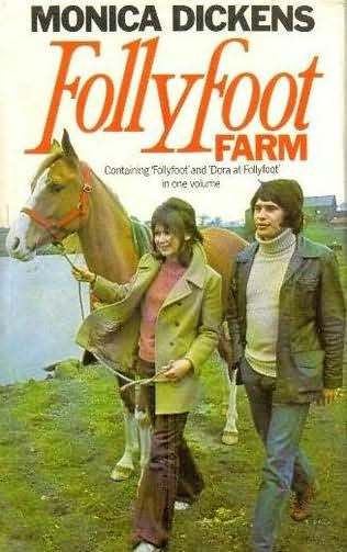 book cover of Follyfoot Farm